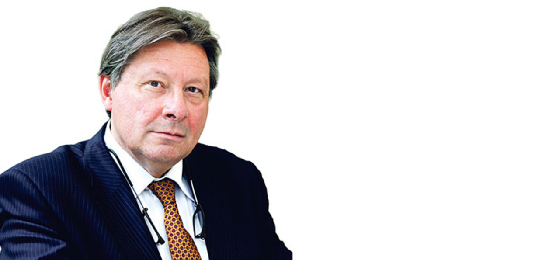 Willem Debeuckelaere, professor privacyrecht (UGent)  Beeld rv