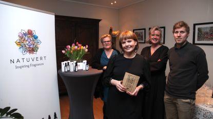 Karolien Desmet schrijft haar persoonlijk verhaal met zeven geuren