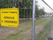 Hoogstwaarschijnlijk asbest gedumpt in Van Greunsvenpark in Vlijmen