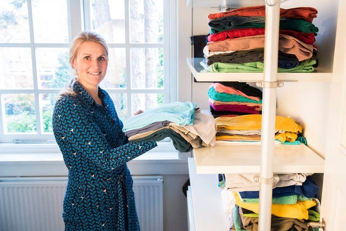 Opruimcoach Marianne Bodenstaff leert hoe je je huis aan kant krijgt.