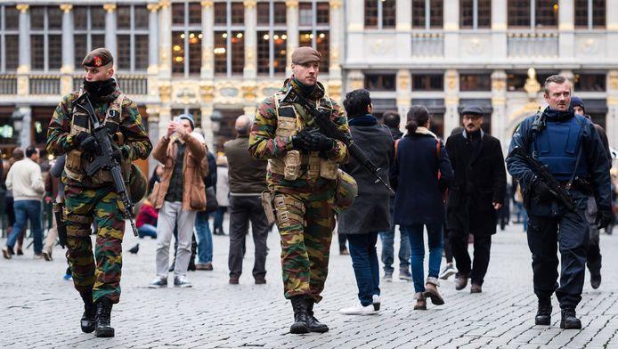 L'alerte terrorisme est maintenue au niveau 4 à Bruxelles.