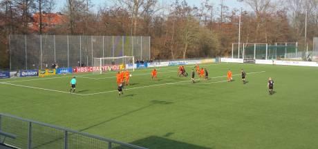 De Meern verliest cruciaal duel bij HBS Craeyenhout