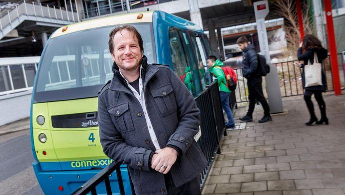 Directeur en mede-oprichter Robbert Lohmann van 2getthere