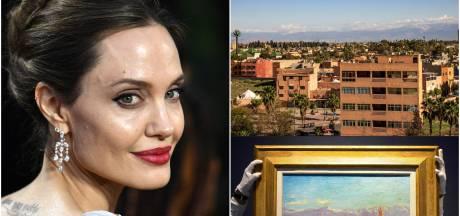 Un Belge dépense une somme folle pour une œuvre d'art mise en vente par Angelina Jolie