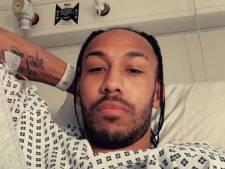 Pierre-Emerick Aubameyang (Arsenal) hospitalisé après avoir contracté la malaria