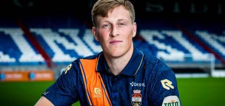 Bergström wil bij Willem II wél vaak optreden