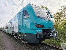 Treinverbinding tussen Hengelo en Bielefeld voorlopig gestaakt