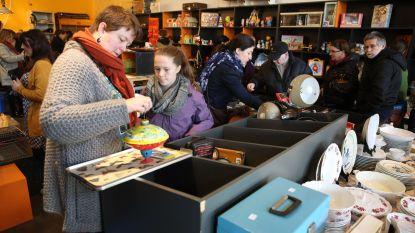Geen Retrodag in Kringwinkels, ook woonbeurzen geschrapt