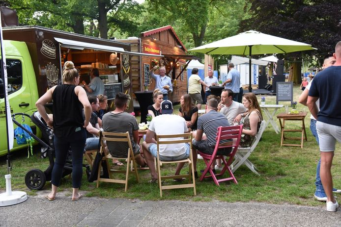 Dit jaar geen Foodtruck Festival Smul in het Udense sportpark.