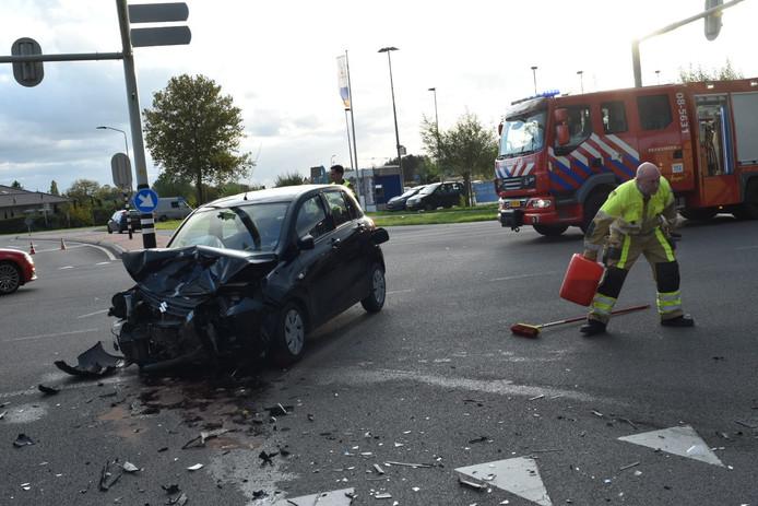 Ongeval in Zaltbommel
