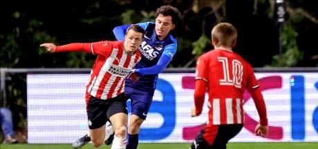 Samenvatting   Jong PSV - Jong AZ