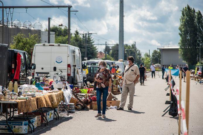 Rommelmarkt Zele