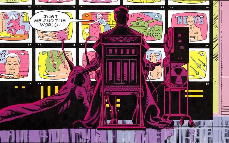 graphic novel Beeld The Watchmen