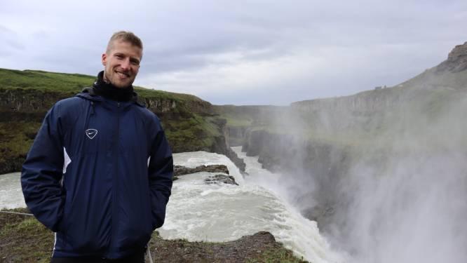 Op het nippertje mag Oldenzaler Wout Droste nog een jaar in IJsland blijven
