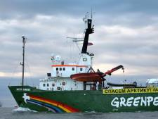 Greenpeace is contact met Arctic Sunrise kwijt