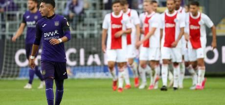 Haller schittert voor Ajax tegen Anderlecht en dat is goed nieuws voor de Champions League-ambities