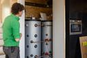 Het huis van Bart en Ciska barst van de milieuvriendelijke oplossingen