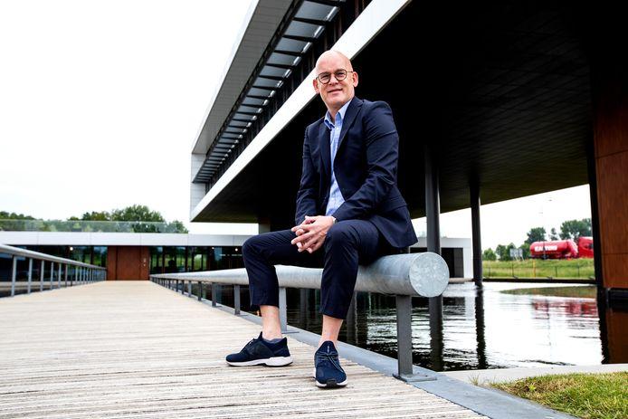 Marthijn Pothoven, directeur van Deventrade, verlaat het familiebedrijf na 25 jaar.