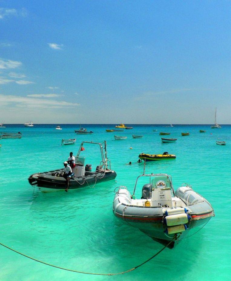 Kaapverdië. Beeld rv