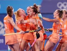 Hockeysters heersen ook in finale en pakken vierde olympische titel