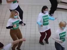 Dansen in teststraten én op kantoren van de GGD Rotterdam-Rijnmond