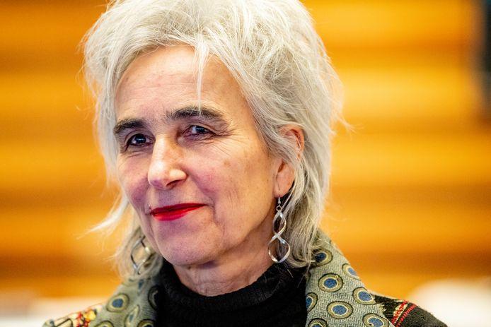 Hoogleraar virologie Marion Koopmans van Erasmus MC vindt dat er streng op een goed gebruik van de coronapas moet worden gecontroleerd.