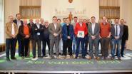 K. Poperingse Biljartclub ontvangt stadsbeker