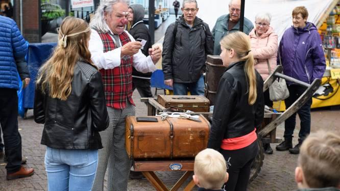 Drukbezochte Dag van de Markt zet feestelijke weekmarkt in Haaksbergen op evenementenkalender