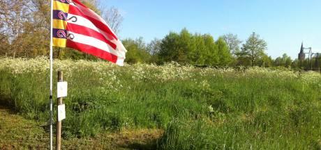 Doe-het-zelfrondleiding over fundament van ridderhofstad Schalkwijk