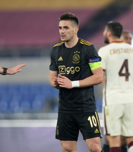 Italiaanse media zien AS Roma tegen Ajax lijden: 'Goal Tadic had plannen gruwelijk in de war geschopt'