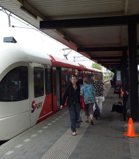 Conducteur verdwijnt buiten de spits op MerwedeLingelijn