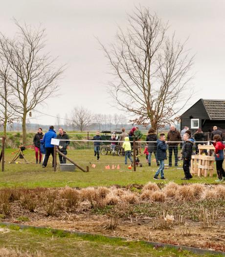 Zorgboerderij Bremberg in Etten-Leur breidt uit: 'Ik hoop dat het nooit af is'