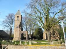 Dieven stelen regenpijpen en bliksemafleiders van protestante kerk Dreumel