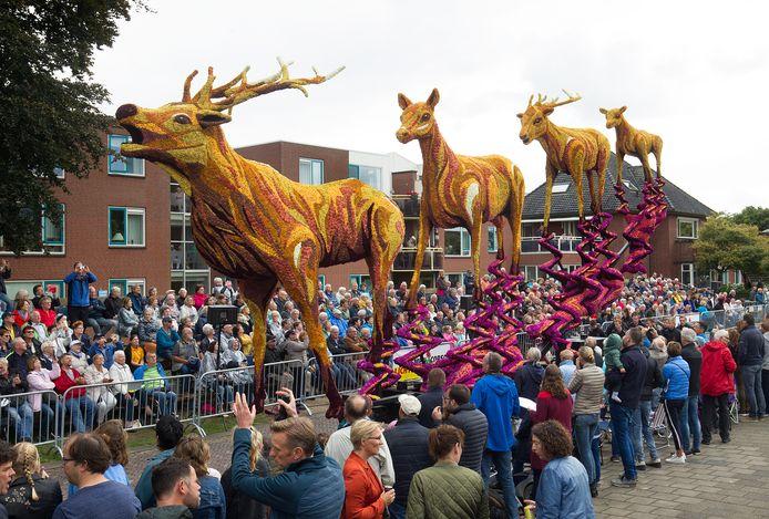 Het Bloemencorso Lichtenvoorde is afgelast voor 2020.