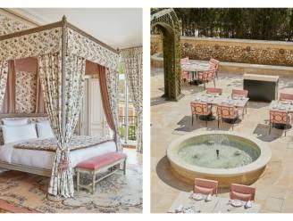Je kan vanaf nu overnachten op de site van Versailles (al moet je daar minstens 1.700 euro voor over hebben)