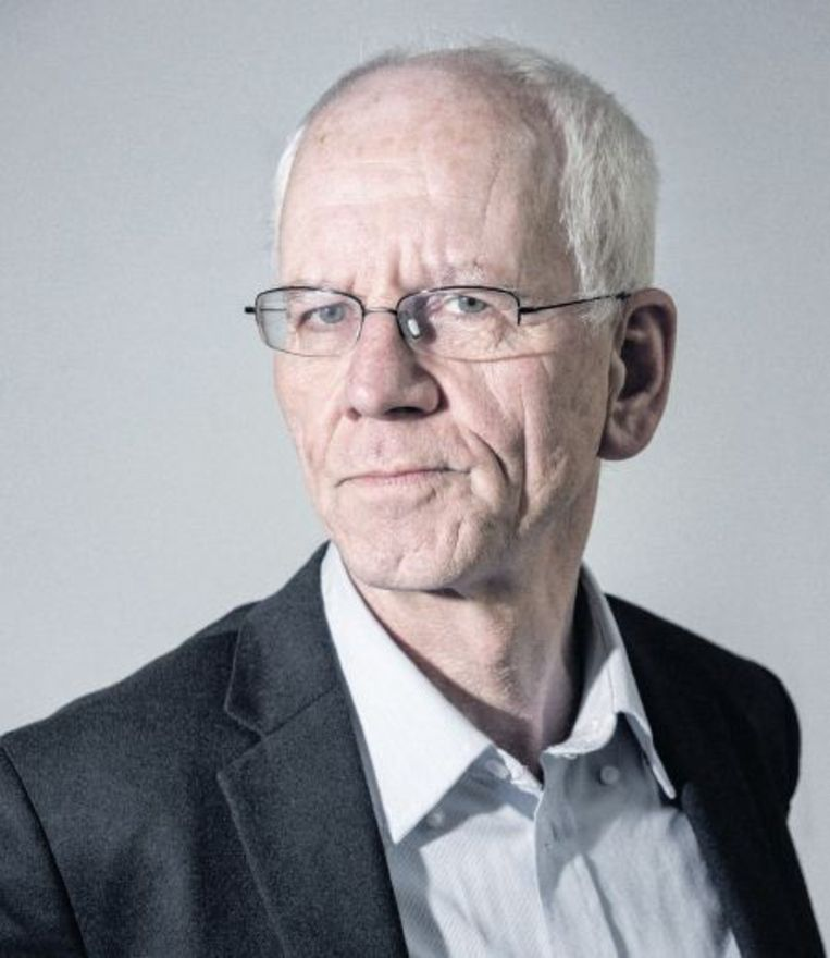 Marc Jansen: 'Er zijn Russen in Oekraïne die voor geen goud ingelijfd willen worden door Moskou.' Beeld Patrick Post