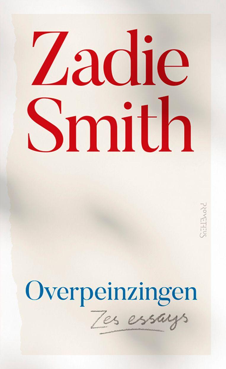 Zadie Smith, 'Overpeinzingen', Prometheus, 103 p., 10,99 euro. Beeld rv