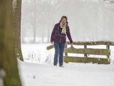 'Wandelkoningin' Truus Wijnen zorgt voor wandelgekte in Twente