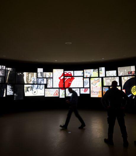 Rolling Stones-tentoonstelling in Groninger Museum niet opnieuw verlengd