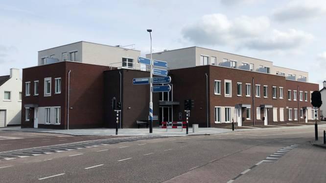 Wooncomplex met vijftien sociale huurwoningen in Budel klaar