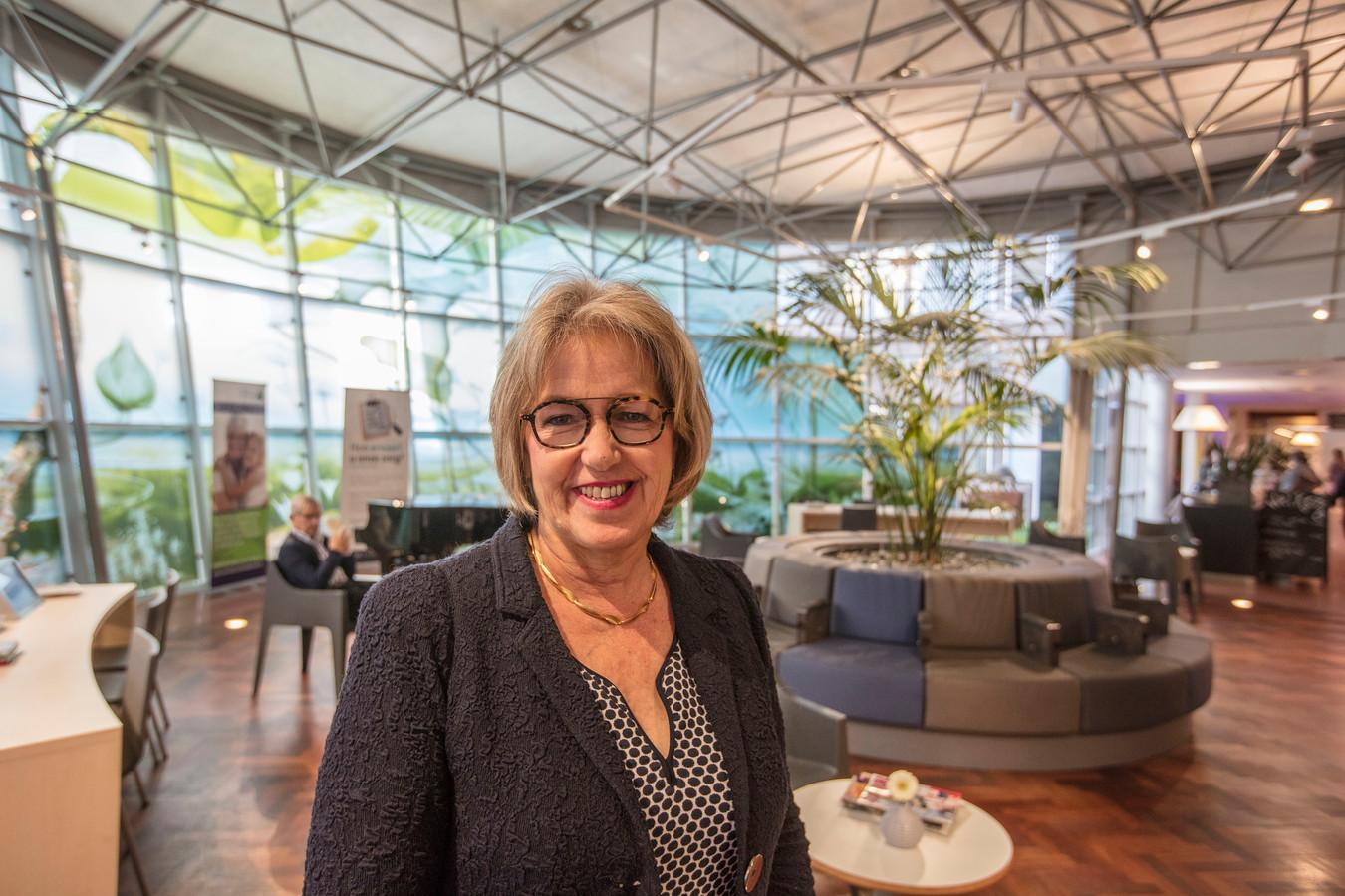 Betty van de Walle, voorzitter van Stichting Lucas Gassel Helmond.