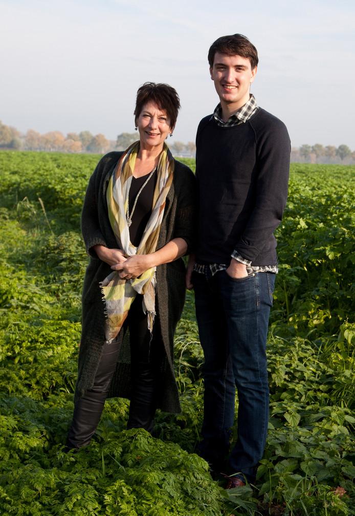 Ellen Neelen en Jesse Jansen.