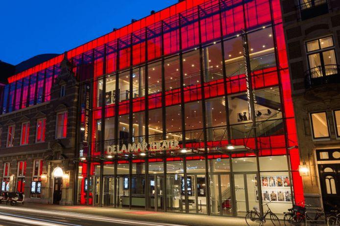 De La Mar Theater in Amsterdam. Hier worden maandag Nederlandse restaurants bedeeld met Michelinsterren.