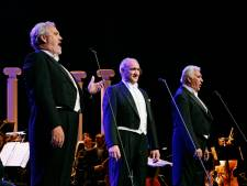 3 Baritons vieren zilveren jubileum in Carré