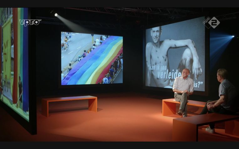 Beeld uit documentaire De Roze Revolutie. Beeld VPRO
