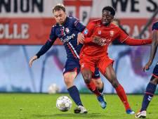 FC Twente komt in lege Veste niet verder dan gelijkspel tegen Emmen