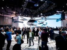 Vliegende auto's Hyundai gaan over vier jaar de lucht in