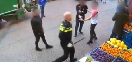 Man door drie personen in elkaar geslagen op Woenselse Markt, verdachte blijkt corona te hebben