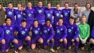 Voetbalclub Ik Dien eert overleden student Sanda (20)