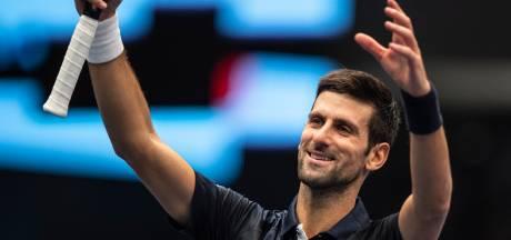 Djokovic n'est plus qu'à une victoire du prestigieux record de Sampras